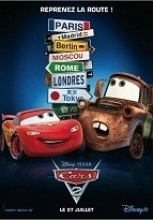 Arabalar (Cars) 2 full hd izle