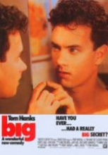 Büyük ( Big ) 1988 full hd film izle