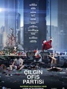 Çılgın Ofis Partisi 2016 full hd film izle