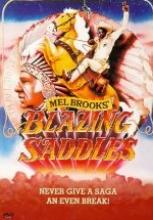 Gümüş Eyerler – Blazing Saddles full hd film izle