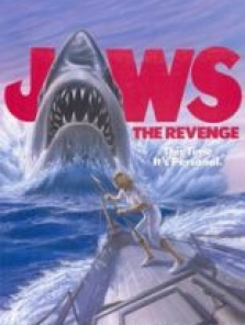 Jaws 4: İntikam full hd film izle