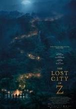 Kayıp Şehir Z full hd film izle