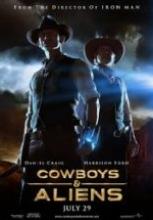 Kovboylar ve Uzaylılar full hd film izle