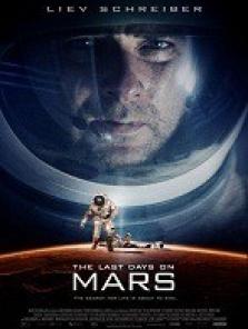 Mars'taki Son Günler full hd film izle