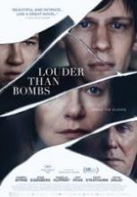 Sessiz Çığlık – Louder Than Bombs 2015 full hd film izle