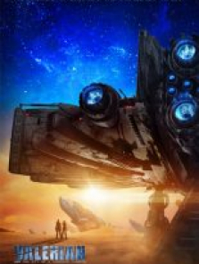Valerian ve Bin Gezegen İmparatorluğu – Valerian and the City of a Thousand Planets full hd film izle